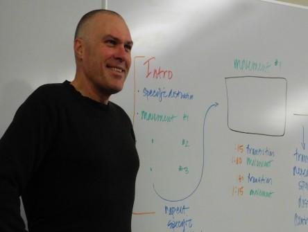 Dave teaches